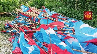 行动室负责人连棍带旗送给李慧君,一度让她困扰。