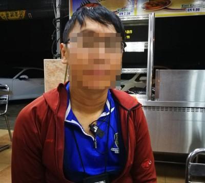 威中警方证实,该名涉及报假案的男子为来自吉隆坡的方吉顺(音译)。