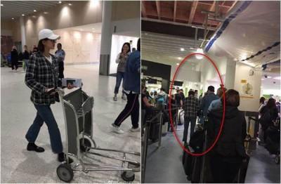 吴奇隆与刘诗诗今(24日)被网友直击合体纽西兰,重游拍婚纱旧地,实在甜爆。