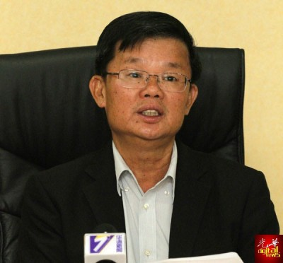 曹观友:2012年到2018年统共拨款152万6700令吉回馈金给独中教职员。