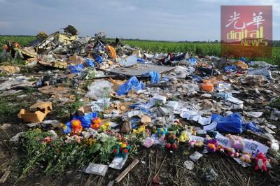 大马矢言为马航MH17客机的遇难者伸张正义。