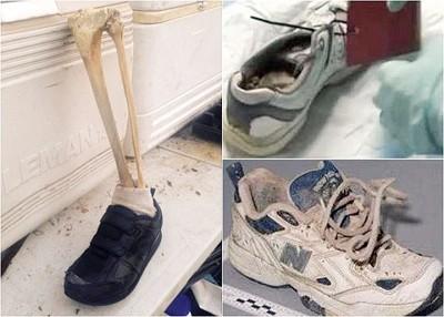 卑诗省警方过去则发现多只人脚,部分更已成白骨。
