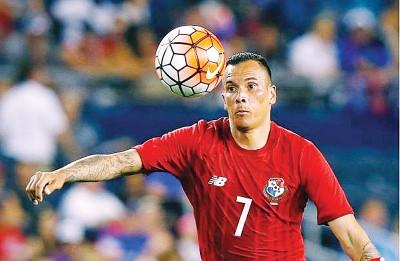 巴拿马37岁老前锋布拉斯-佩雷斯终于首次征战世界杯。