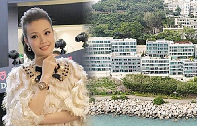 容祖儿被炸掉砸1亿买下香港海景豪宅。