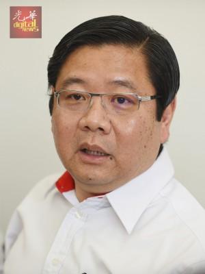 邓章耀:行动党广传槟选情不乐观,粹重施故技打悲情牌。