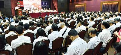 槟民政党今年9月召开州代表大会,也迎来3年一度州联委会改选。