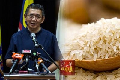沙拉胡丁宣布成立特委会研究国稻垄断稻米进口的课题。
