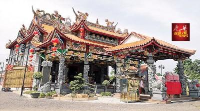 古色古香的十殿城隍庙工程是以2年时光内完成成。