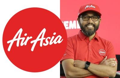 亚航首席执行员莱亚阿斯末,航委会并不是航空公司。