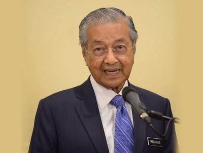 马哈迪:前朝政府仓促离开布城。