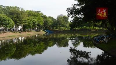 威省市政局将研究把蓄水池改造为湿地。
