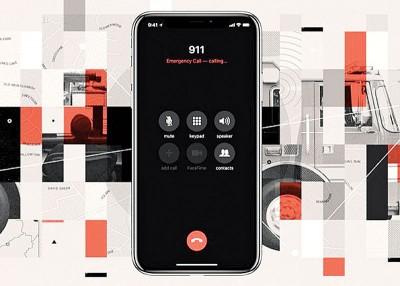 苹果将产新的紧急求助电话功能。