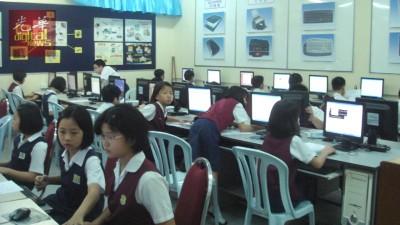 董总促请教育部重新规划电脑教育,为华小开办免费的正课电脑班。