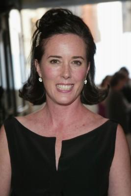 知名设计师凯特丝蓓在纽约家中上吊自杀。(美联社)