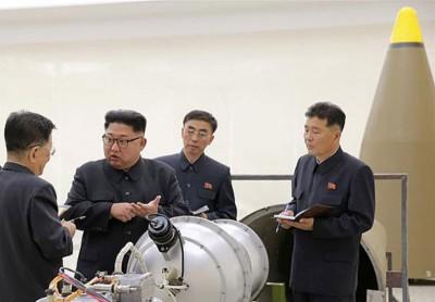 朝鲜近年多次核试,核弹头数量不断增加。
