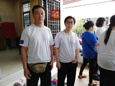 侄儿杨子财希望警方早日破案。