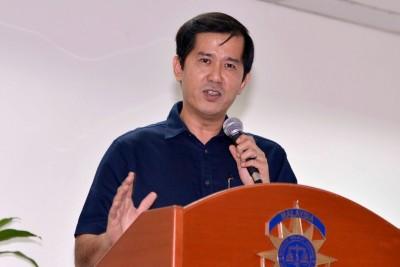 杨锦成表明,巫统是国阵成员党之一。