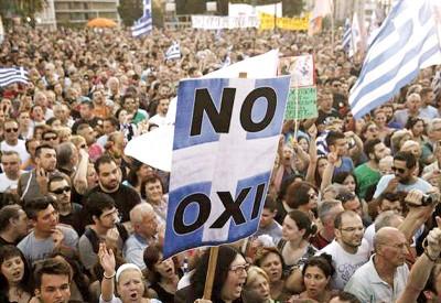 希腊仄難遠众对国家遠景仍然沒有歡不雅观。