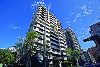 """林志玲的""""力麒麒御""""16楼露台户已经顺利卖出。"""