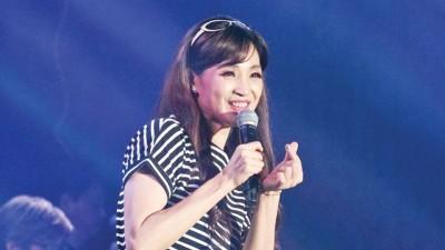 资深玉女歌手方季惟,时隔7年再度于台北开唱。
