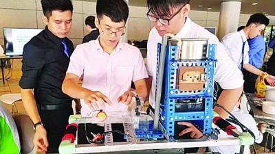 工程系的学员所创办的教条产品。