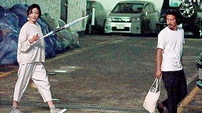 宫泽理惠婚后减少曝光,与森田刚享受甜蜜约会。
