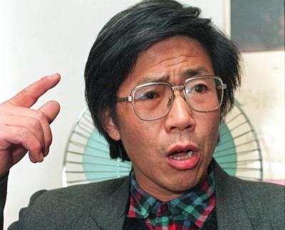 秦永敏为指控颠覆国家政权罪名成立。(法新社照片)