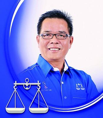 玻州行政议员-郑再安