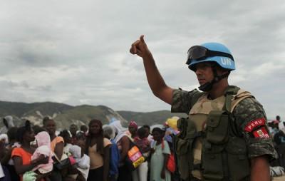 联合国维和部队屡次传出成员强奸受惠国儿童的丑闻。