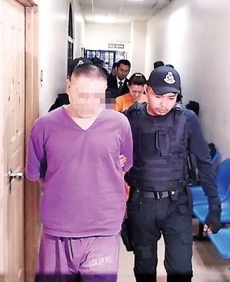 华青油站遭撞刺死案主嫌犯周五被延扣7天。