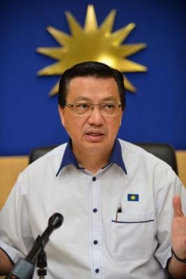 廖中莱:林吉祥转移焦点。