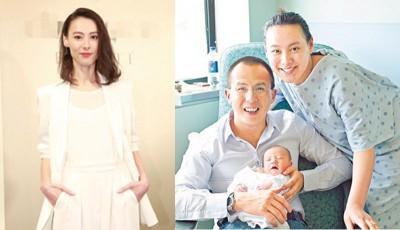 梁洛施分别于2009年及2011年为李泽楷诞下3个儿子。
