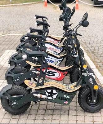 電動腳車小綿羊造型新穎備受民眾的青睞,但陸路交通局已禁止這類交通工具上路!