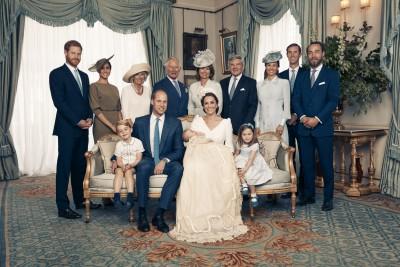 Britain Royals Christening
