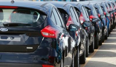 自中美贸易战爆发后,美国汽车业大受影响。