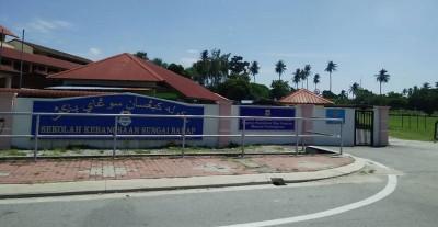 威南双溪峇甲国民型学校一年级(一班)即日起被指示停课。