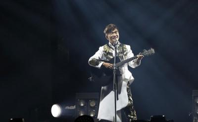 吴宗宪首度在台北小巨蛋开唱。