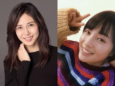 松岛菜菜子(左)、广濑铃同台演戏,一句话全场冻结。