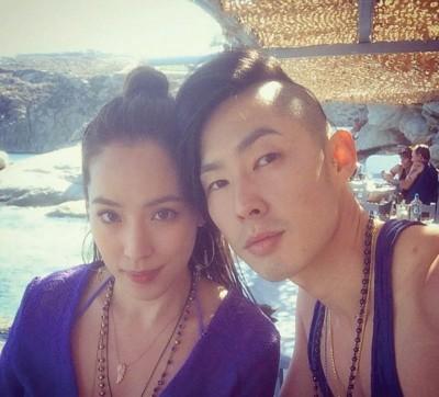 吴建豪和Arissa 5年姻缘风雨不断。