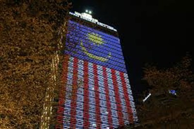 国能为商业客户提供特别奖掖,鼓励业主装置灯饰迎接国家独立61周年。