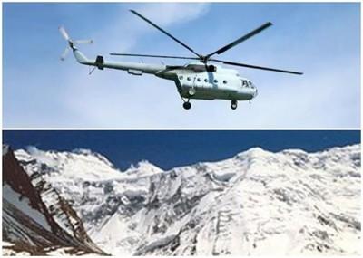 涉事直升机及全员生还。