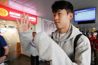 孙兴民要助韩国夺亚运会男子足球夺冠。