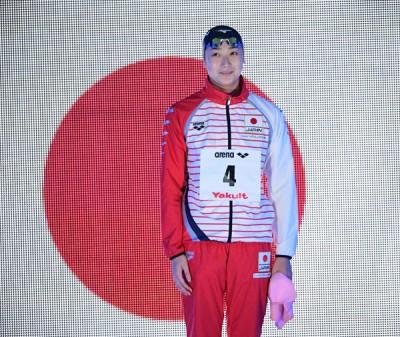 女子自由泳名将池江璃花子 在刚刚落幕的泛太平洋游泳锦标赛中有优异表现。