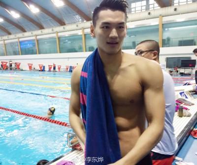 中国的仰泳世界冠军徐嘉余放眼完成5金目标。