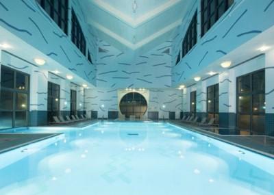 巴黎迪士尼乐园有酒店的泳池水库释出毒气。