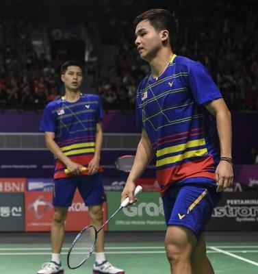 王耀新/张御宇无奈止步印尼亚运会8高,去奖牌。