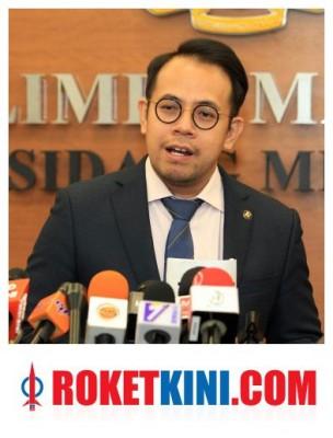 沈志强与Roketkini.com编辑被联邦土地统一及复兴公司起诉诽谤,列为第一和第二答辩人。