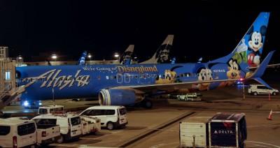 同名飞机技工窃走阿拉斯加航空子公司地平线航空公司一架Q400客机,最终不幸坠毁。