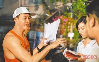 何润东第一次担任导演就入围最佳导演、最佳戏剧等大奖。