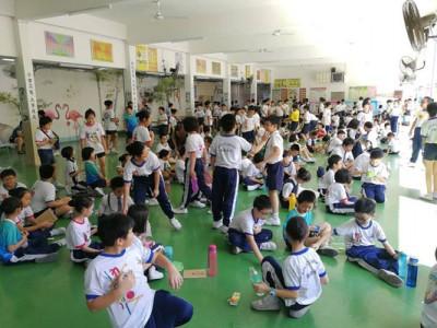 明年就读一年级的7岁新生都在龙年出生,明年一年级华裔新生人数会比往年多。